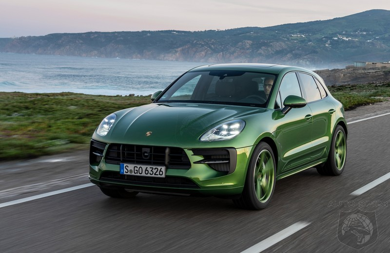 RUMOR: The Current-gen Porsche Macan WILL Co-exist With An EV Macan After Its Debut