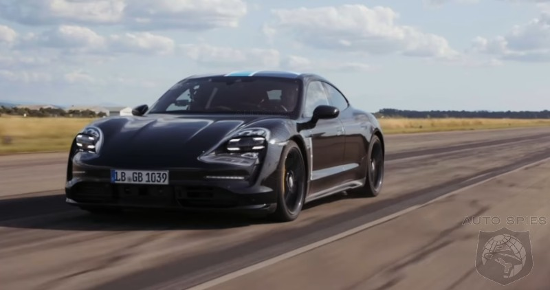 DRIVEN + VIDEO: So, What's The All-new Porsche Taycan REALLY Like? FIRST DRIVE — Right Here, Right Now!
