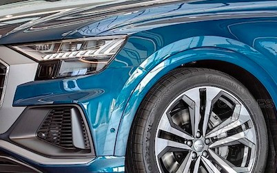 STUD or DUD? How Do You Like Me NOW? The 2019 Audi Q8 In Galaxy Blue
