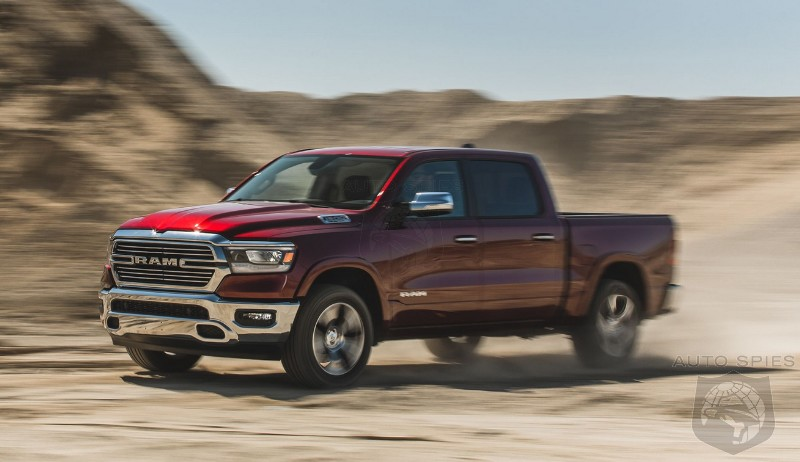 DRIVEN + VIDEO: Is THIS More Proof That RAM Is Ready To Overtake Chevrolet In The Pick-up Truck Sales Race?