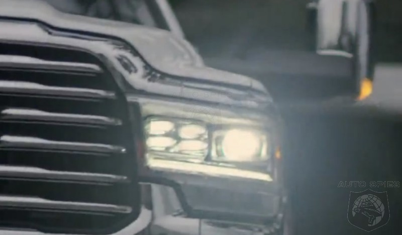 #NAIAS: FCA Digs DEEP, TEASES The All-new RAM Heavy Duty For A Motor City Reveal