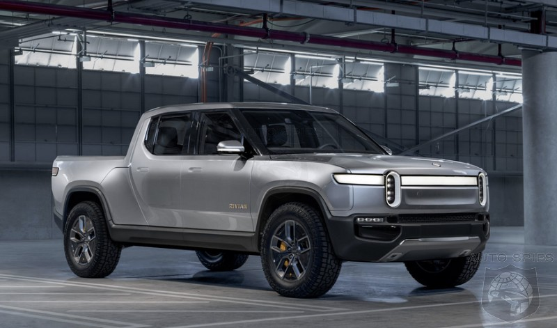 Will People Fall In LOVE With Electric Pick-up Trucks OR Will They End Up Being LESS Desirable Than EV Cars And Small SUVs?