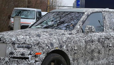 SPIED: All-New Pics/Renders Of The FIRST Rolls-Royce SUV, The Cullinan — Is This YOUR Idea Of The MOST Luxurious SUV, Ever?