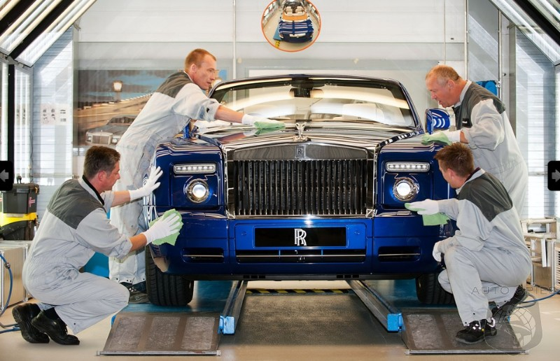 Rolls-Royce Builds The Masterpiece -- A Bespoke Phantom Drophead Coupe