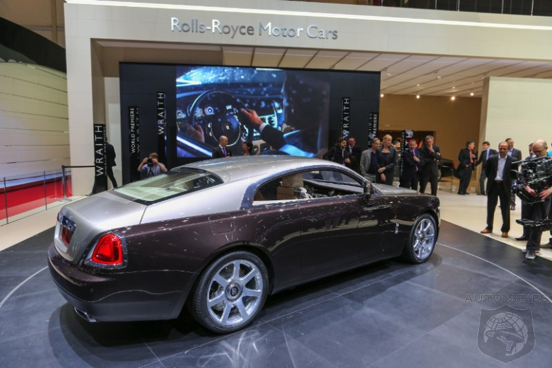 GENEVA MOTOR SHOW: Rolls-Royce Drops The Covers On Its MOST Powerful Vehicle, Ever