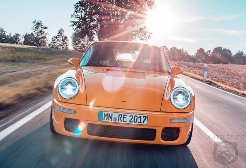 DRIVEN: The RUF CTR