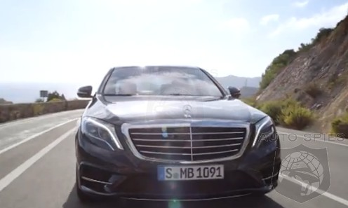 VIDEOS Galore! Every Clip You'd Want To See Of The 2014 Mercedes-Benz S-Class — Find Them HERE