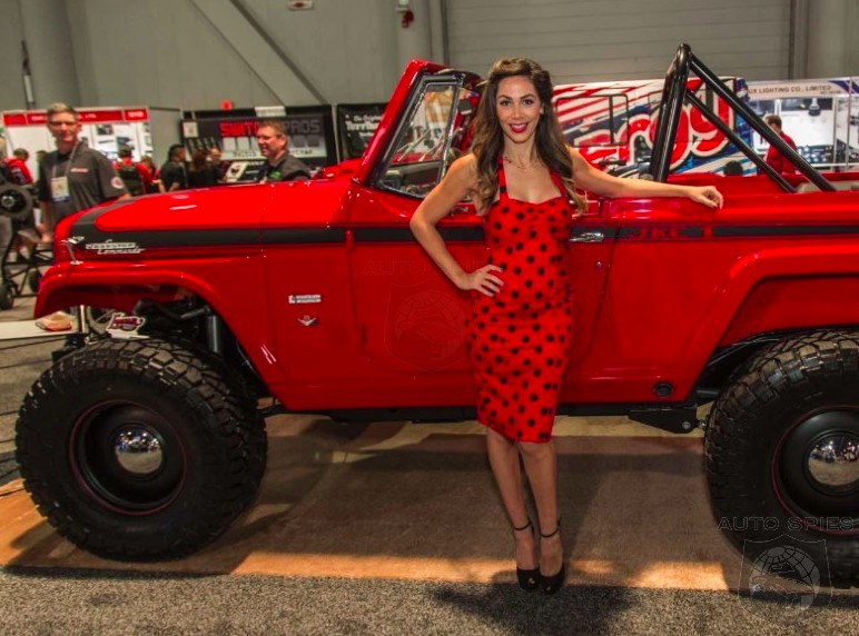 #SEMA2017: WEIRD & WONDERFUL! Something Tells Us You Haven't Seen Jeeps Quite Like This Before...