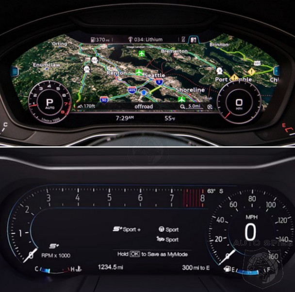 CAR WARS: Tech Showdown! WHO Currently Makes The BEST Instrument Panel Today?