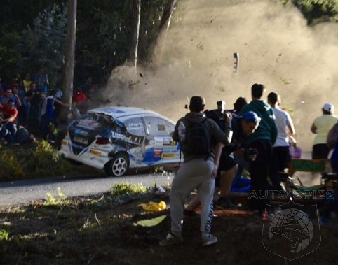 BREAKING! Multiple Fatalities And Injuries At Spanish-Held Rally Race