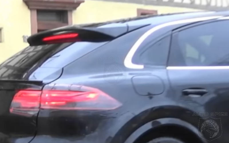 SPIED + VIDEO: Caught IN ACTION, The All-new Porsche Cayenne COUPE Readies To Take On The X6 And GLE