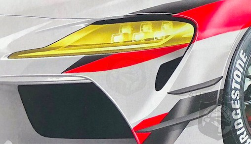 GIMS: LEAKED? Did The All-new Toyota Supra Just Get EXPOSED? See For YOURSELF Here…