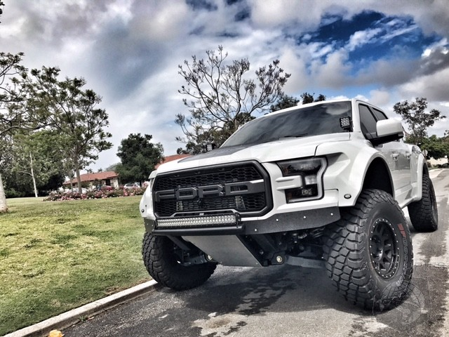 When The 2017 Ford Raptor Just ISN'T Over The Top Enough For You, Might We Suggest THIS