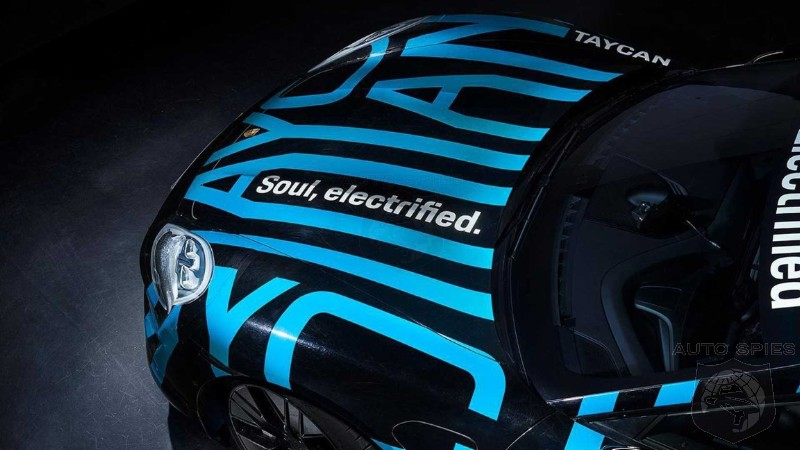 TEASED! Are You TAKEN With The Taycan? Porsche Gives Us A Glimpse Of Its All-new EV | #SoulElectrified