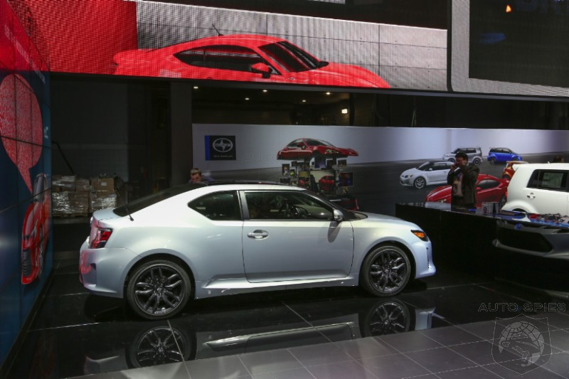 NEW YORK AUTO SHOW: The 2014 Scion tC Makes Its Debut — Can YOU Spot The Changes?