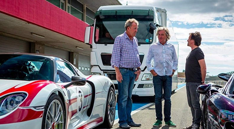 RUMOR: The Grand Tour AXED? Jeremy Clarkson Takes On New Hosting Gig, Signs Of Life NOT Looking Good