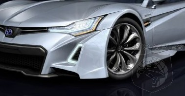 RENDERED SPECULATION: An Artist Takes A Crack At The BMW And Toyota Joint Project