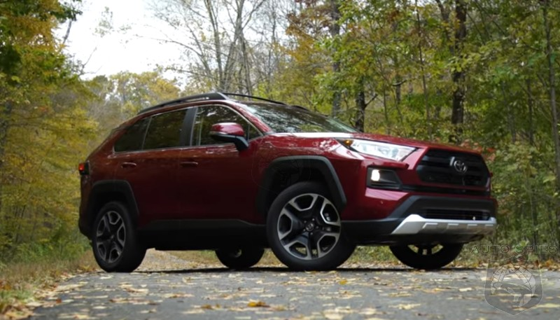 DRIVEN + VIDEO: FIRST Impression Of The 2019 Toyota RAV4 — Would You Add One To Your Fleet?
