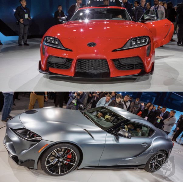 #NAIAS: Silver Or Red, WHICH 2020 Toyota Can't You Get Out Of Your Head? REAL-LIFE Pics HERE!