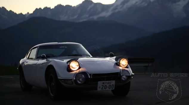 VIDEO: A 70th Birthday Present Quite Unlike Any Other — A Family Reunites Dad With A Toyota 2000GT