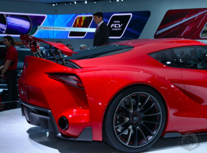 RUMOR: All-New Toyota Supra To Benefit From A Forced Induction Six? WHICH Motor Do YOU Think Would Work BEST?