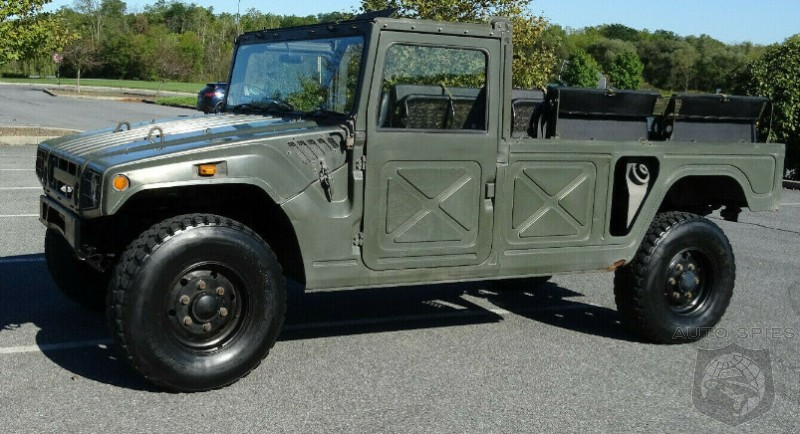 WEIRD AND WONDERFUL! Is This Toyota Hummer-inspired MEGA Cruiser Worth ALL The Headache It's SURE To Bring?