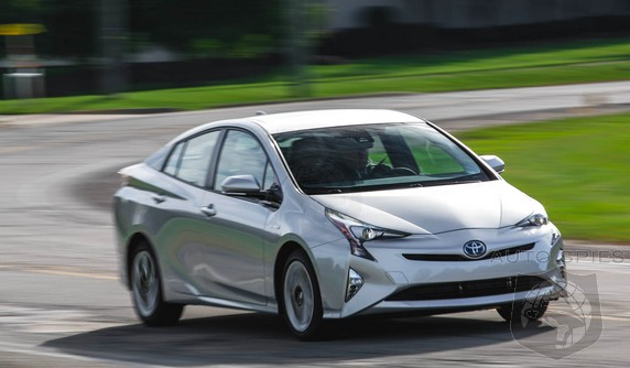 RECALL ALERT: Nearly 200k Toyota Prius Vehicles Recalled In The US, About 1MM Worldwide
