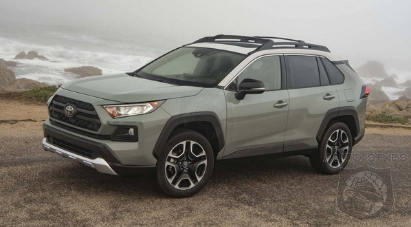 DRIVEN + VIDEO: The 2019 Toyota RAV4 Is Here, But Will It Wind Up In More Driveways Than The CR-V, Escape, Equinox, CX-5 And Rogue?