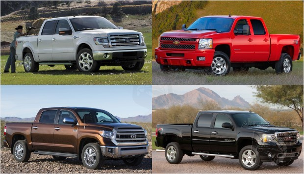 TRUCK WARS! Who Has What It Takes To DOMINATE 2013?