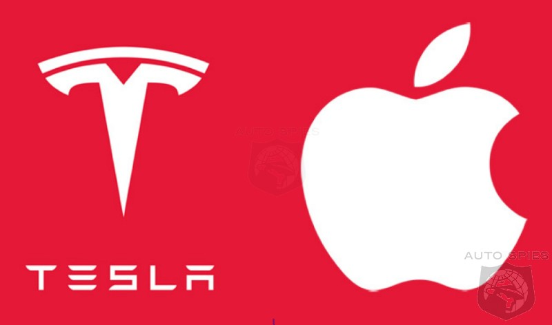 IF Apple Was Interested In Buying Tesla BEFORE, Could It Be Interested In Buying Tesla NOW?