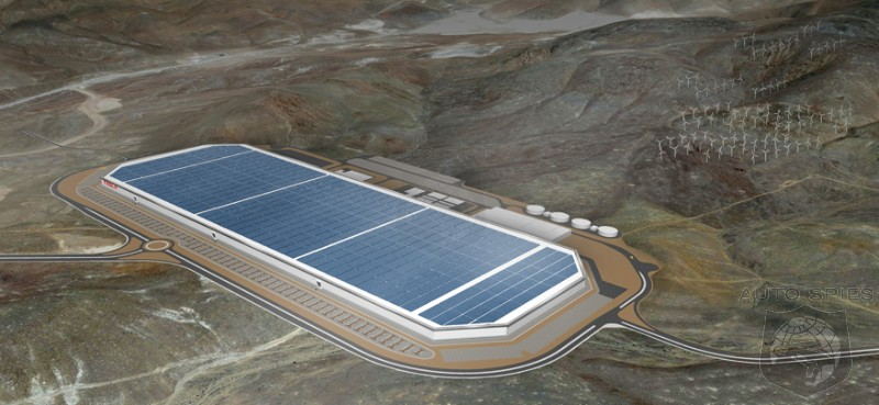 They're Coming! CONFIRMED! Tesla's Elon Musk Says MORE Gigafactories To Be Built In The U.S.