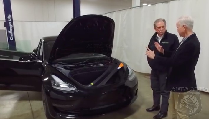 VIDEO: Are These MAJOR Quality Issues With The Tesla Model 3 Or Is This Consultant NITPICKING?