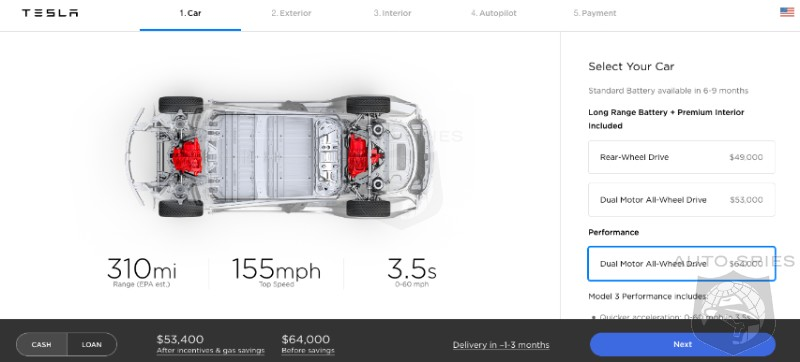 Er...Tesla REMOVES The Base, $35k Variant From Its Configurator — SMART or STUPID Move?