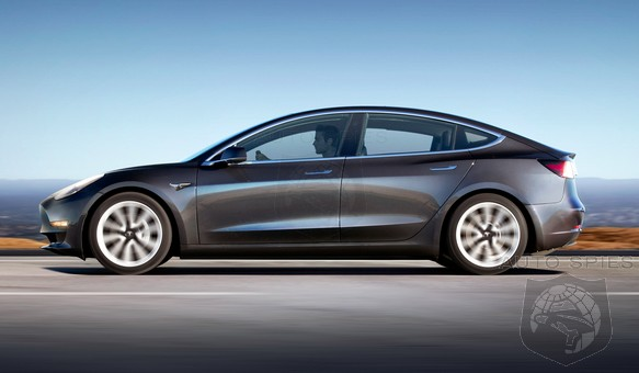 These Top 5 Cars Are Getting CONQUERED By The Tesla Model 3 — Any Surprises, For You?