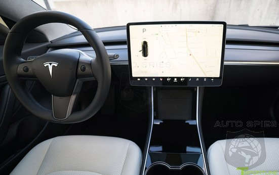 SPY vs. SPY: Do YOU Want A HUGE Touchscreen In Your Car OR Do You Want Buttons?