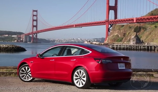 DRIVEN + VIDEO: So, What's One Of The OLDEST Auto Pubs Think Of The Tesla Model 3?