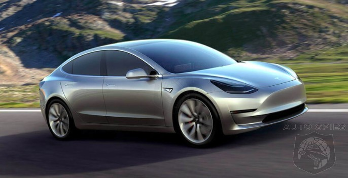 Are YOU Buying This? Tesla's Elon Musk Says People Are Confusing The Model 3 For The Model S