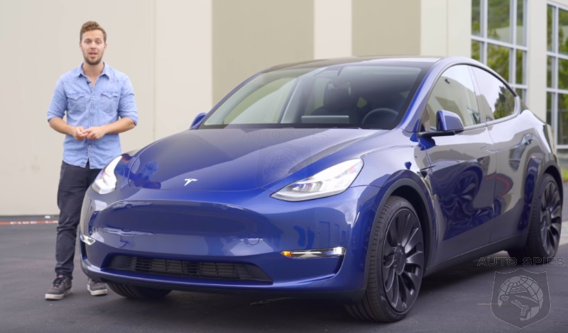 DRIVEN + VIDEO: Learn ALL About The All-new Tesla Model Y — Right HERE, Right Now!