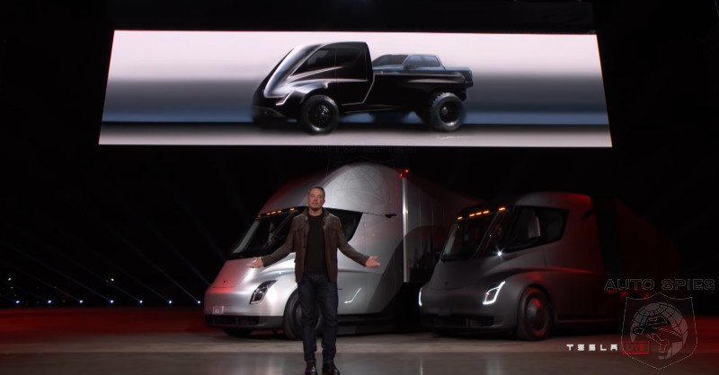 Elon Musk Is MOST Excited About The Tesla Pick-up Truck — What Do YOU Think It Needs To SUCCEED?