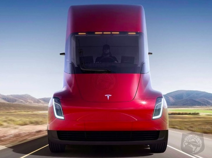 REVEALED! FIRST Details About The All-new Tesla SEMI, Right HERE, Right NOW!