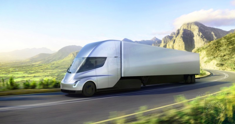 Tesla Announces Pricing For Its SEMIs, Leaves MORE Questions Than Answers...