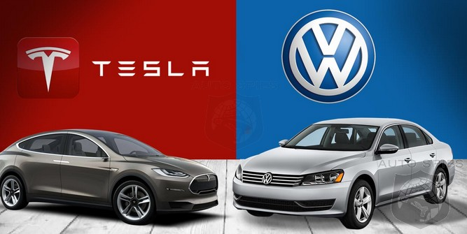 Had TSLA Accepted VW's Offer To Help Take It Private, Would That Have Been The Nail In Tesla's Coffin?