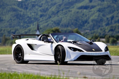DRIVEN + VIDEO: So, Who Said Slovenia Couldn't Build A Supercar?