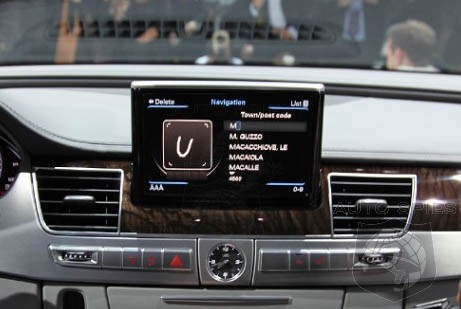 2011 Audi A8: MMI Touch, Changing The Way We Use Navigation Systems