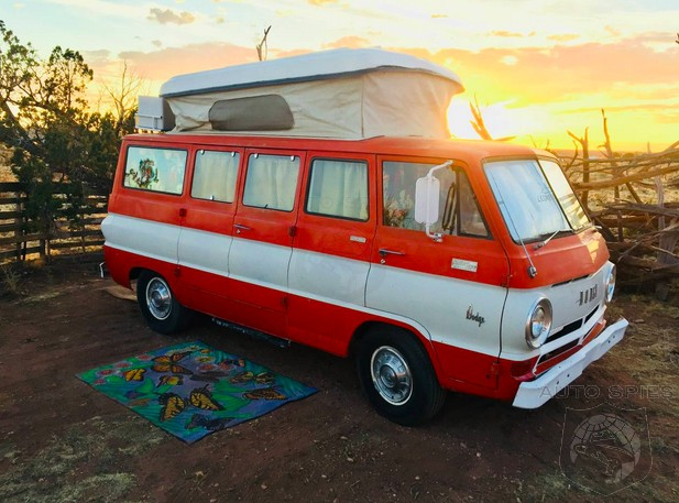Would You PAY To Stay Overnight In One Of THESE? #VanLife