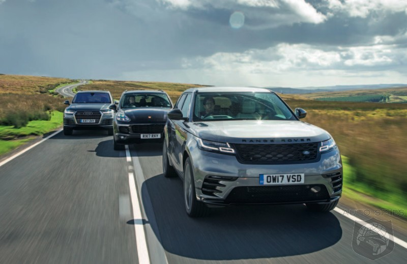 Luxury SUV Battle ROYALE — Audi Q7 Vs. Porsche Cayenne Vs. Range Rover Velar, WHICH and WHY?