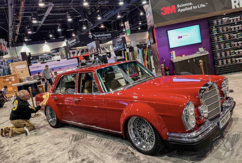EXCLUSIVE! #SEMA2019 Photos LEAK One Day Before The Show OPENS! BOOM!