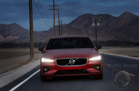 DRIVEN: Volvo's All-new S60 Aims To Disrupt The 3-Series, A4, C-Class — Does It Succeed?