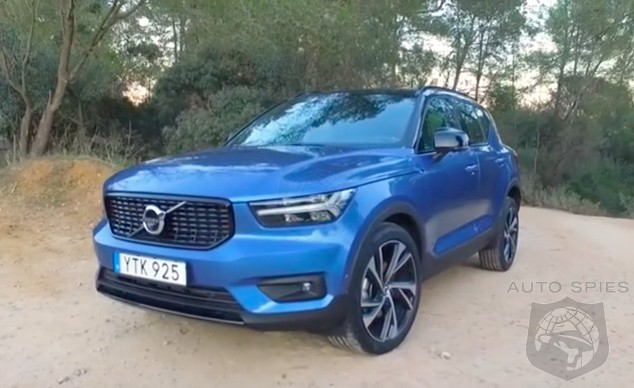 DRIVEN + VIDEO: Did The X1, GLA And Q3's Lives Just Get Harder? All-new Volvo XC40 Brings The HEAT!