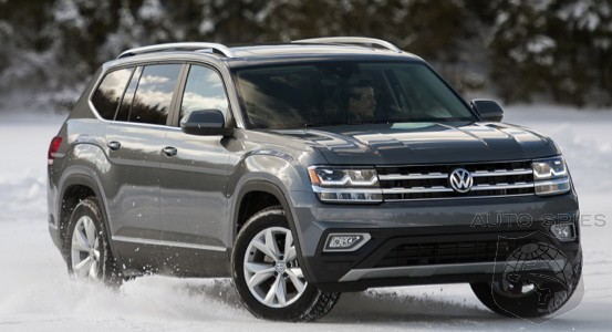 Driven Video Is The Volkswagen Atlas The Suv That Will